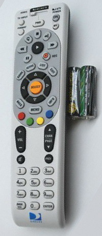 DIRECTV DVR REMOTE