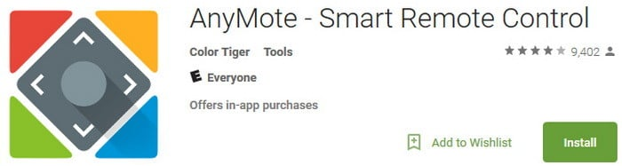 AnyMote - Smart Remote Control