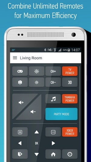 best remote control app for android