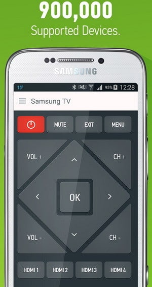 universal remote APP for android
