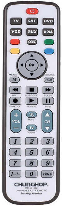 Chunghop 618 remote