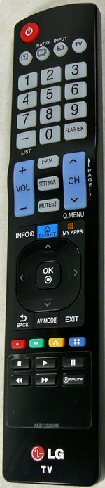 LG OEM Original TV Remote Control