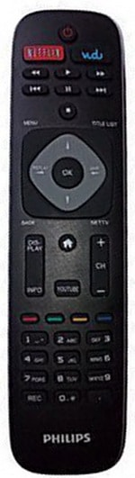 Philips OEM Replacement TV Television Remote Control