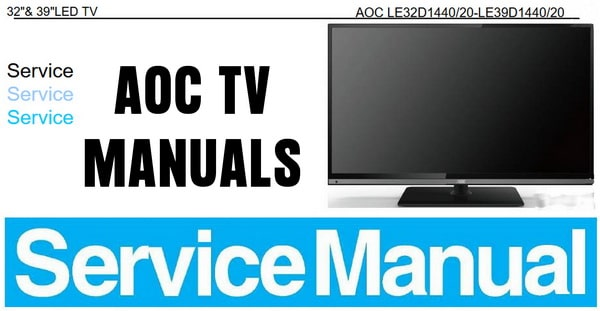 Remote Control Codes For AOC TVs | Codes For Universal Remotes