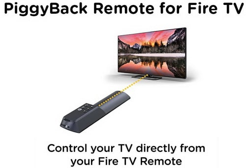 Control your TV directly from your Fire TV remote